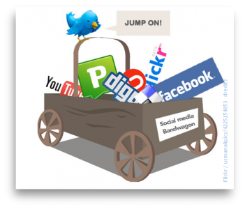 Social Media Wagon Flickr.jpg 351x300 Soluciones